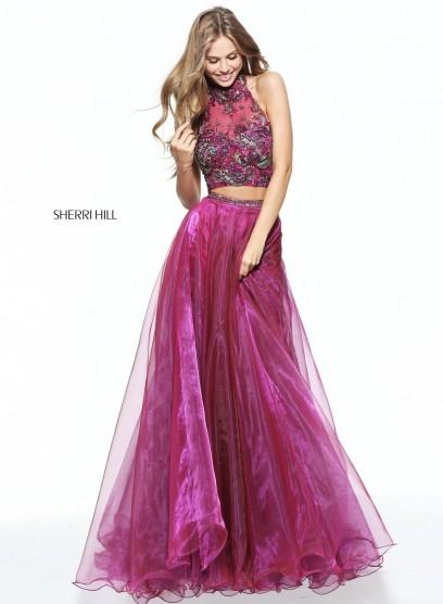 Вечерние платье Sherri Hill 50958-1