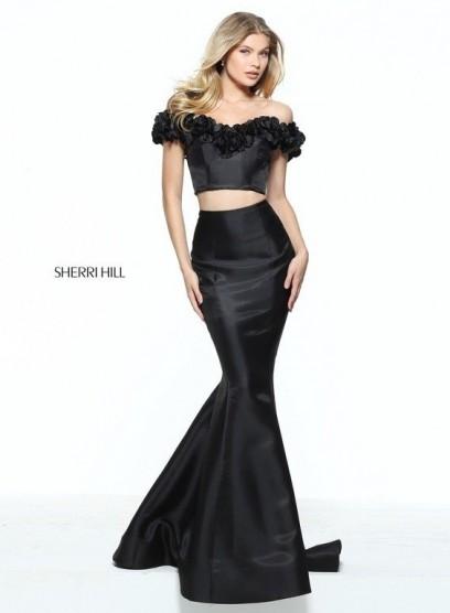 Вечерние платье Sherri Hill 52028-1