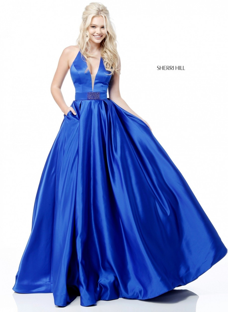 Вечерние платье Sherri Hill 52729