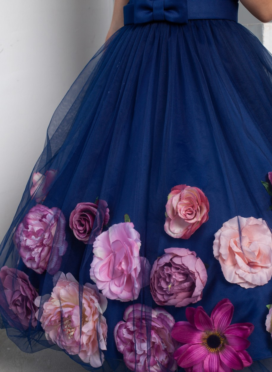 Детское платье Мэллоу