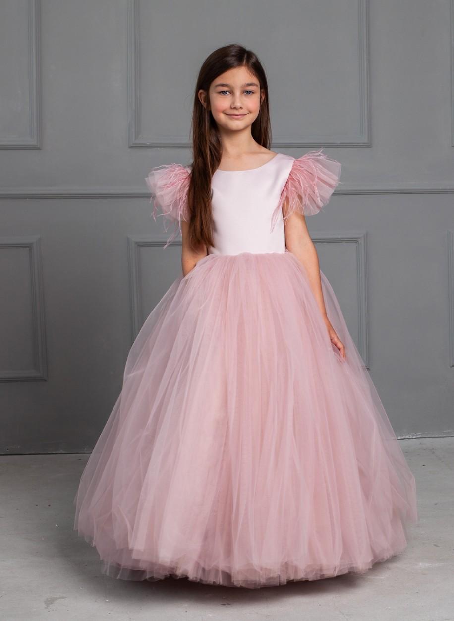 Детское платье Микки