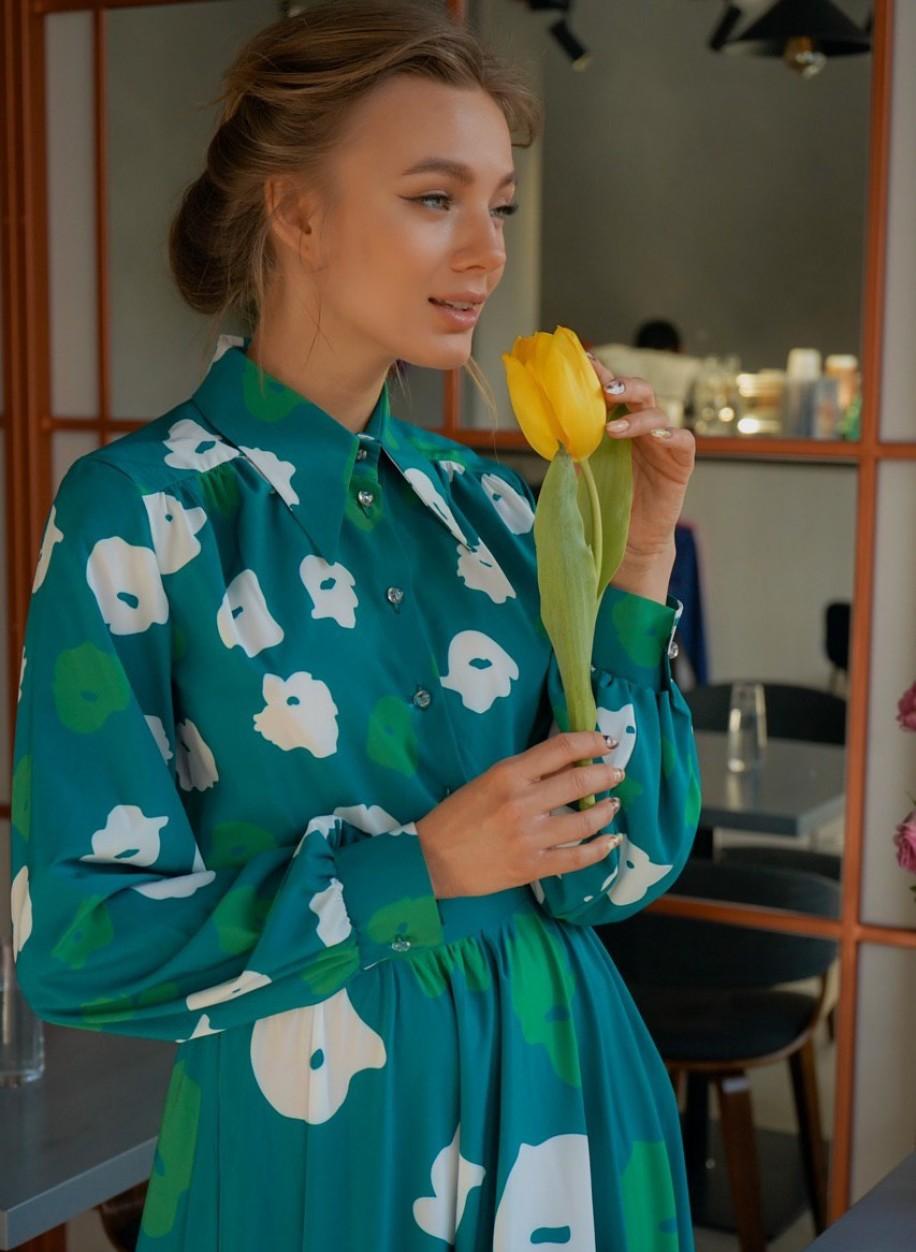 Платье Лада Цветы
