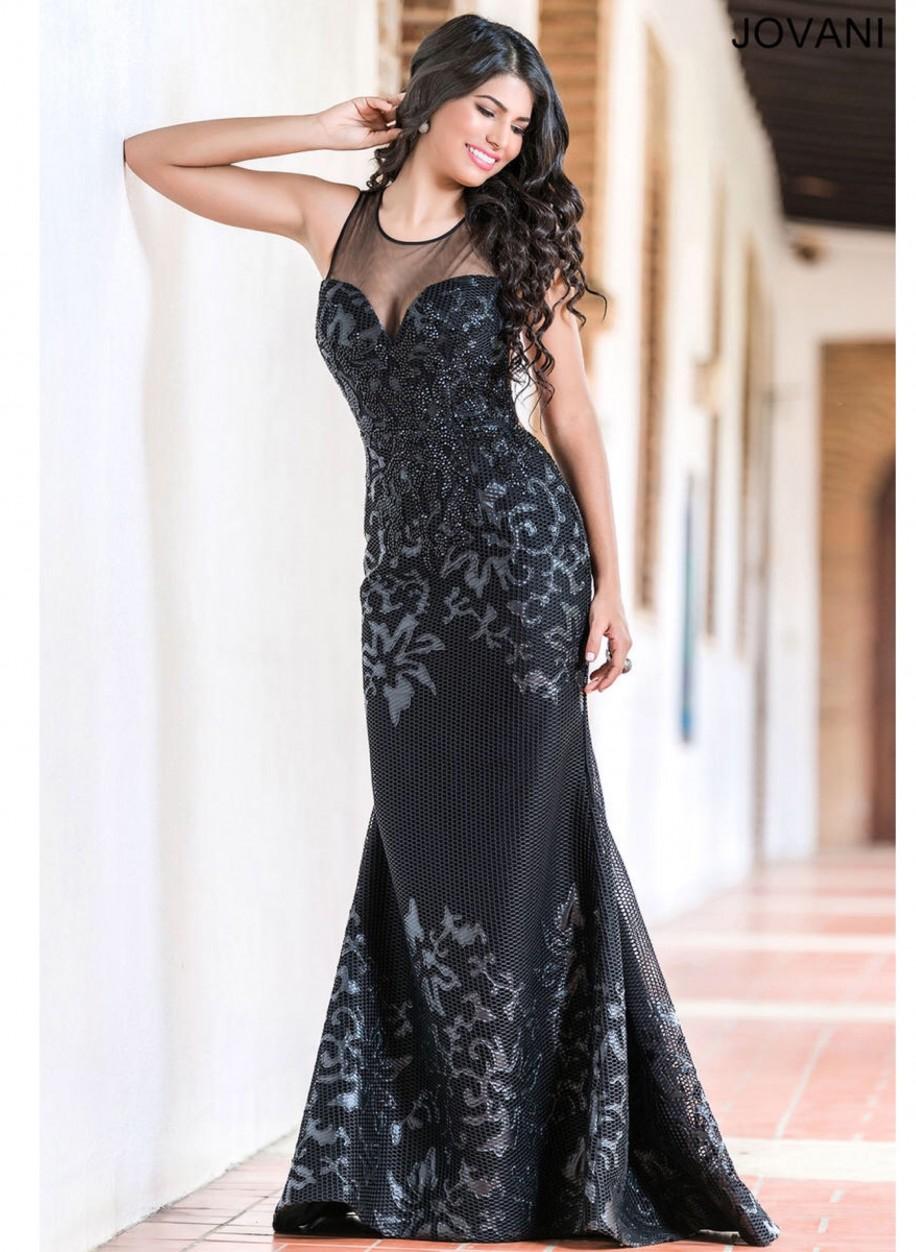 Вечернее платье Jovani 32193
