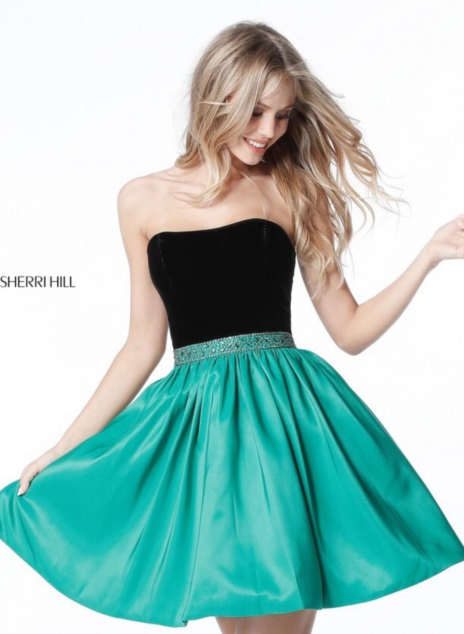 Вечерние платье Sherri Hill 51510