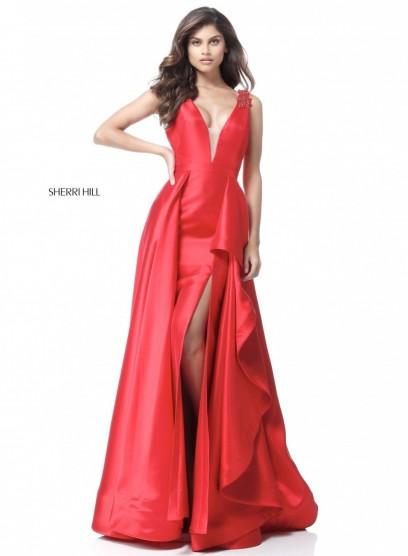 Вечерние платье Sherri Hill 51627