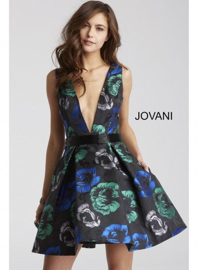 Вечернее платье Jovani 43097