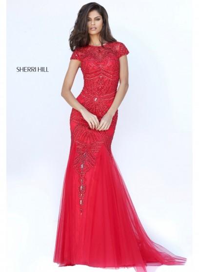 Вечерние платье Sherri Hill 50516-1