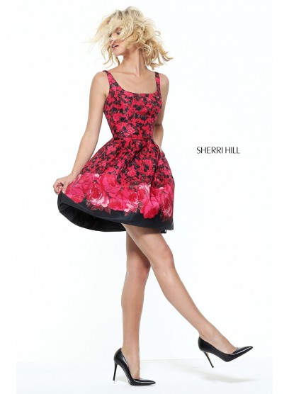 Вечерние платье Sherri Hill 50939