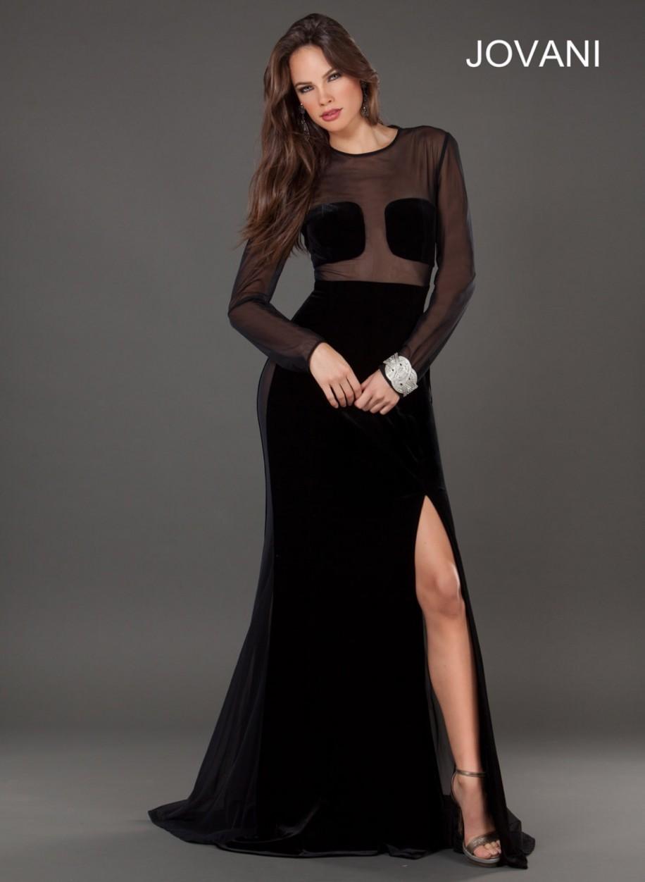 Вечернее платье Jovani 74422