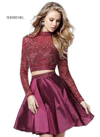 Вечерние платье Sherri Hill 51301