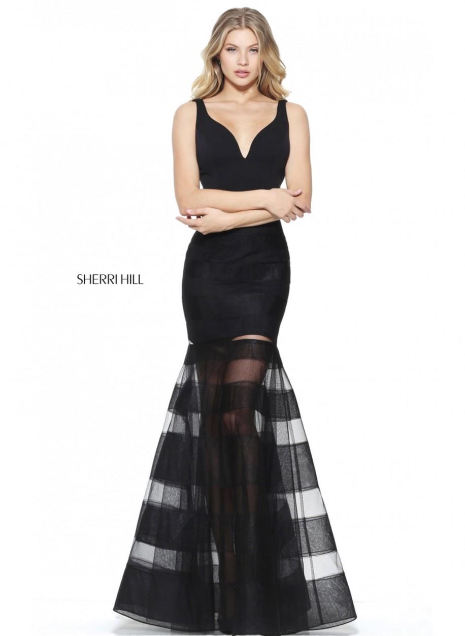 Вечерние платье Sherri Hill 50897