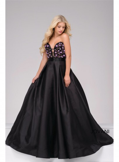 Вечернее платье Jovani 46771