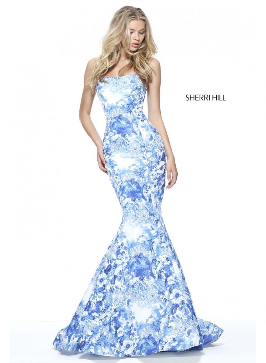 Вечерние платье Sherri Hill 51198