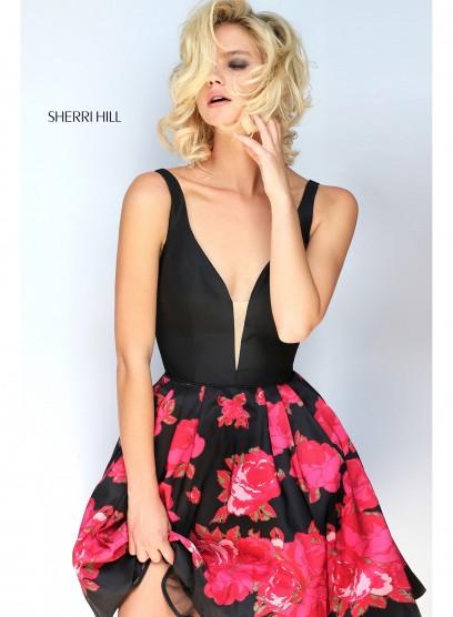 Вечерние платье Sherri Hill 51180