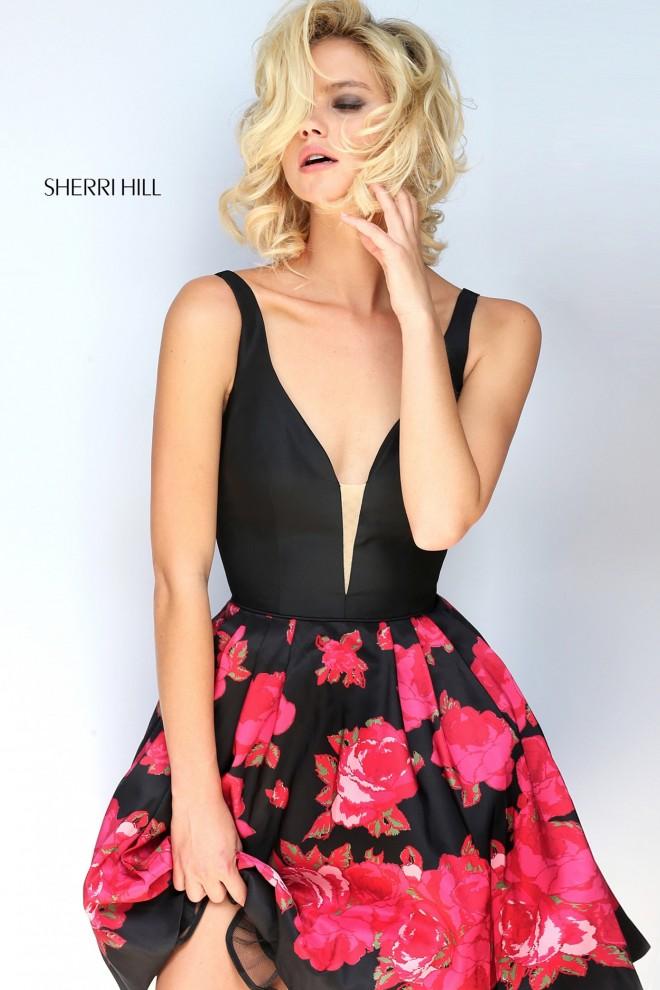Вечернее платье Sherri Hill 51180