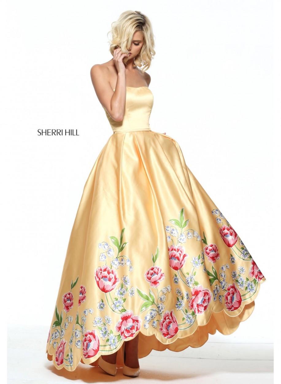Вечерние платье Sherri Hill 51139