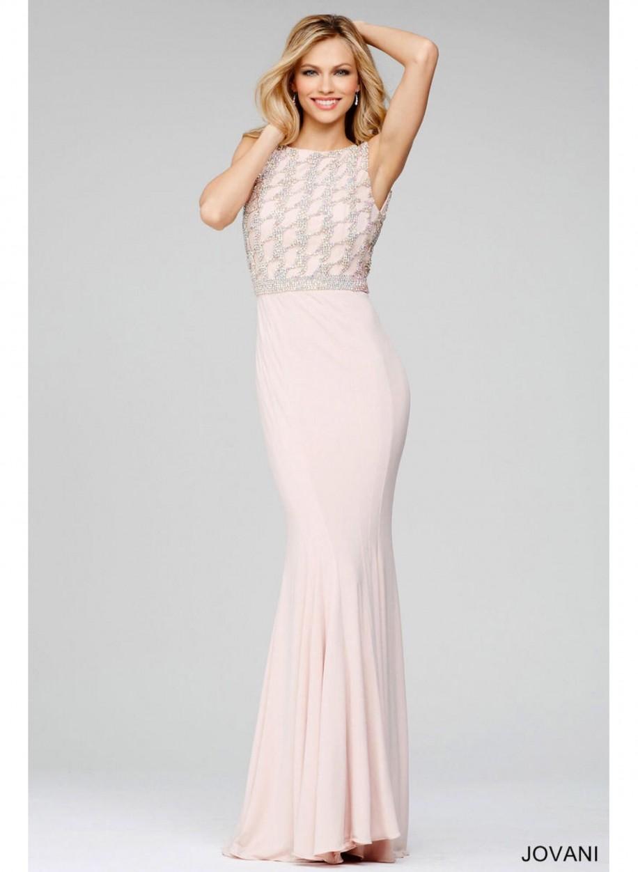 Вечернее платье Jovani 28563