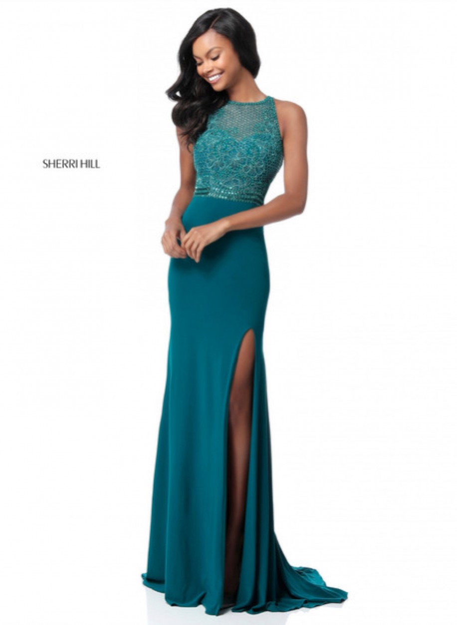 Вечерние платье Sherri Hill 51686