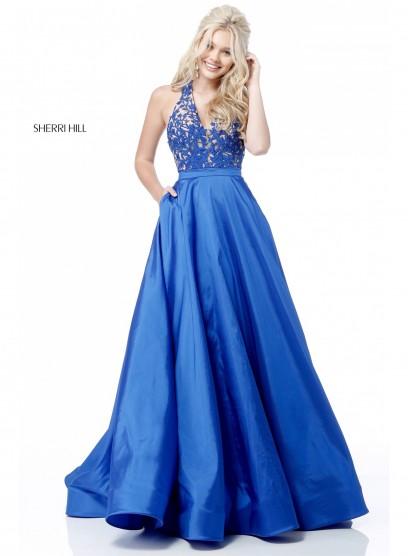 Вечерние платье Sherri Hill 51643-1