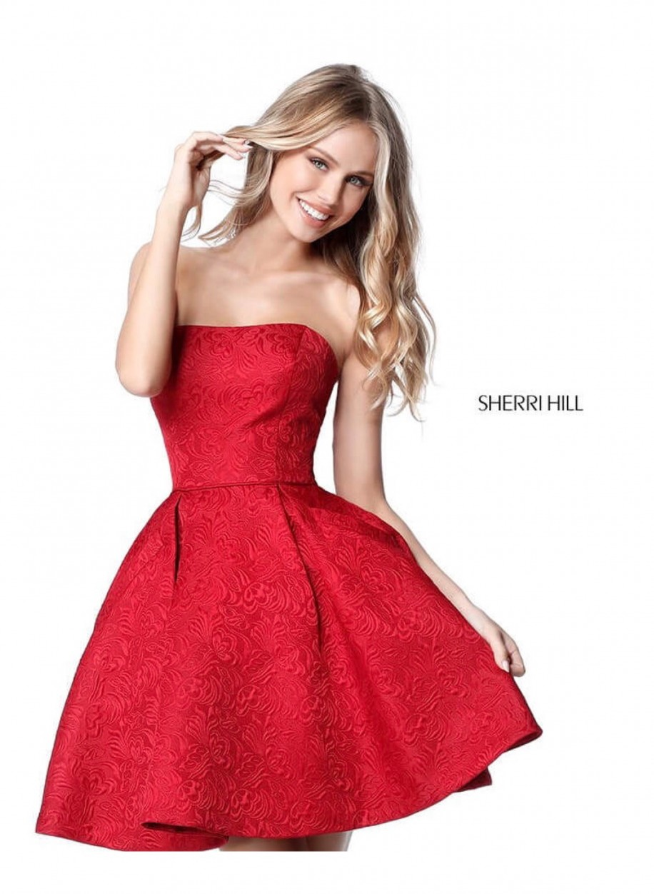 Вечерние платье Sherri Hill 51518