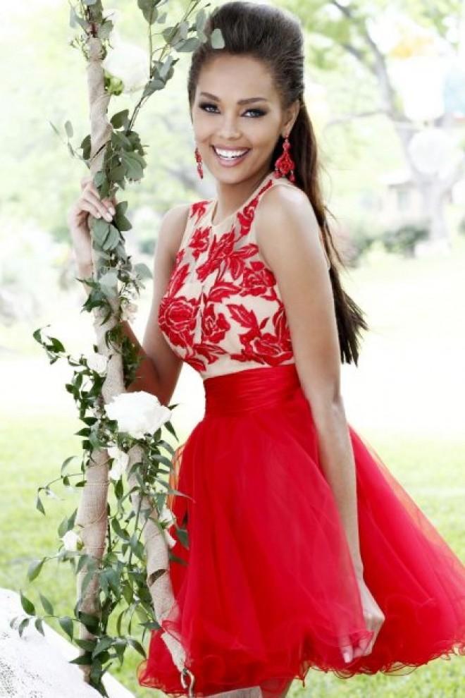 Вечернее платье Jovani 40432