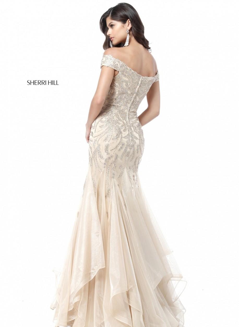 Вечерние платье Sherri Hill 51618