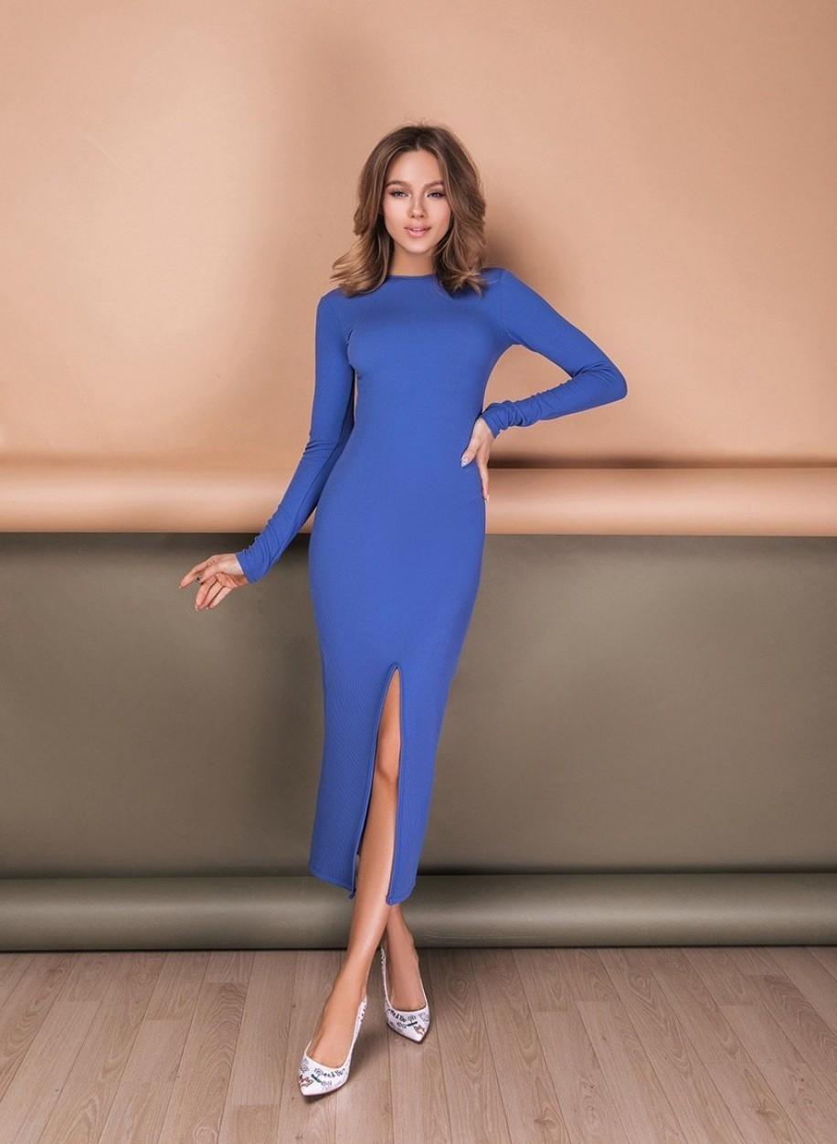 Яркое платье 313