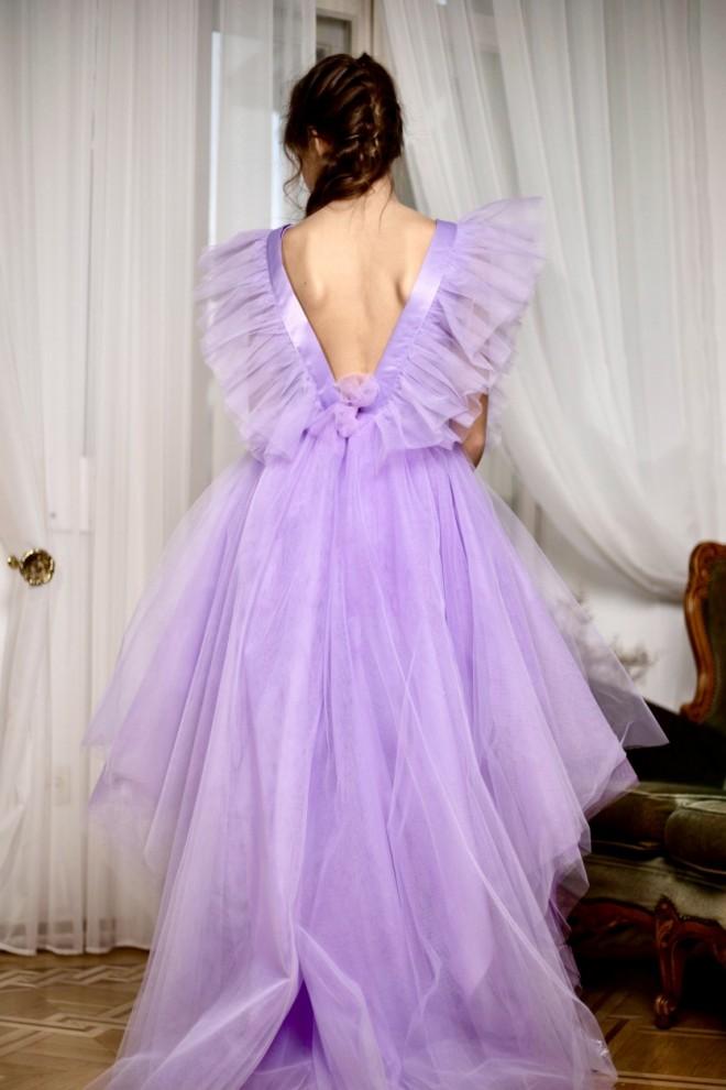 Праздничное платье Виолет