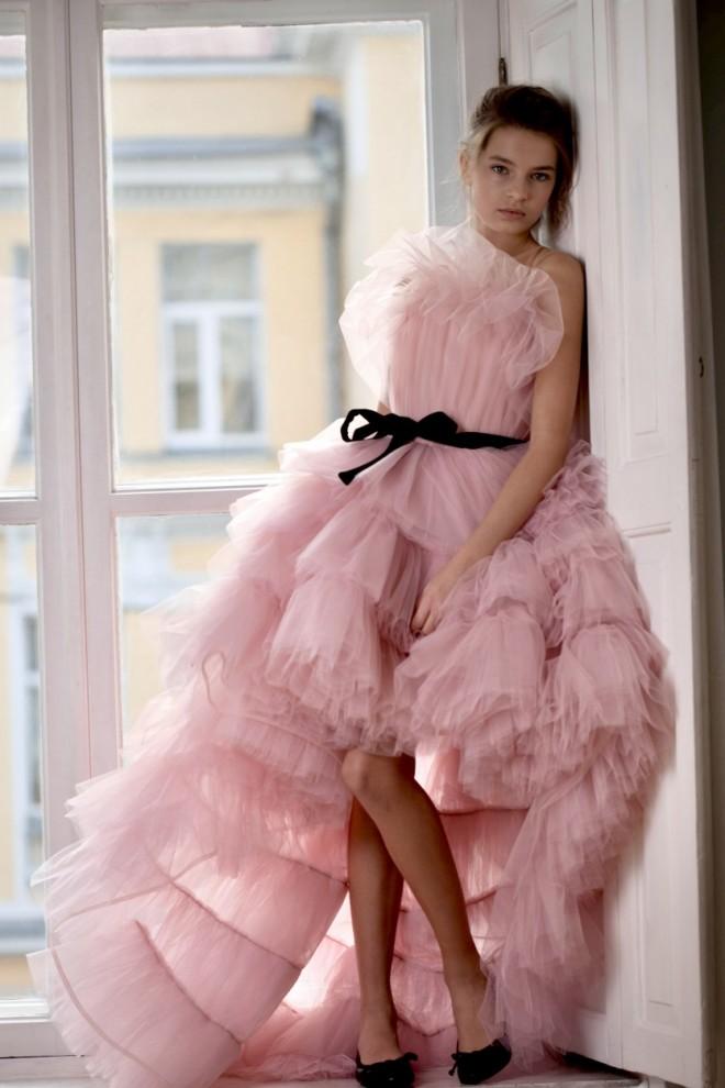 Детское платье Виржини