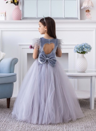 Детское платье Мишель