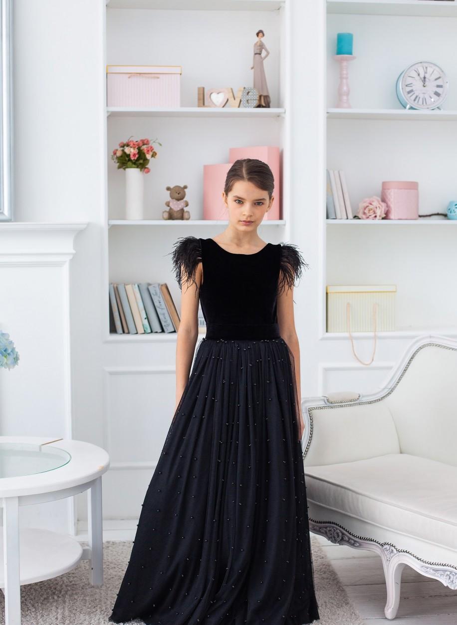 Детское платье Моника.