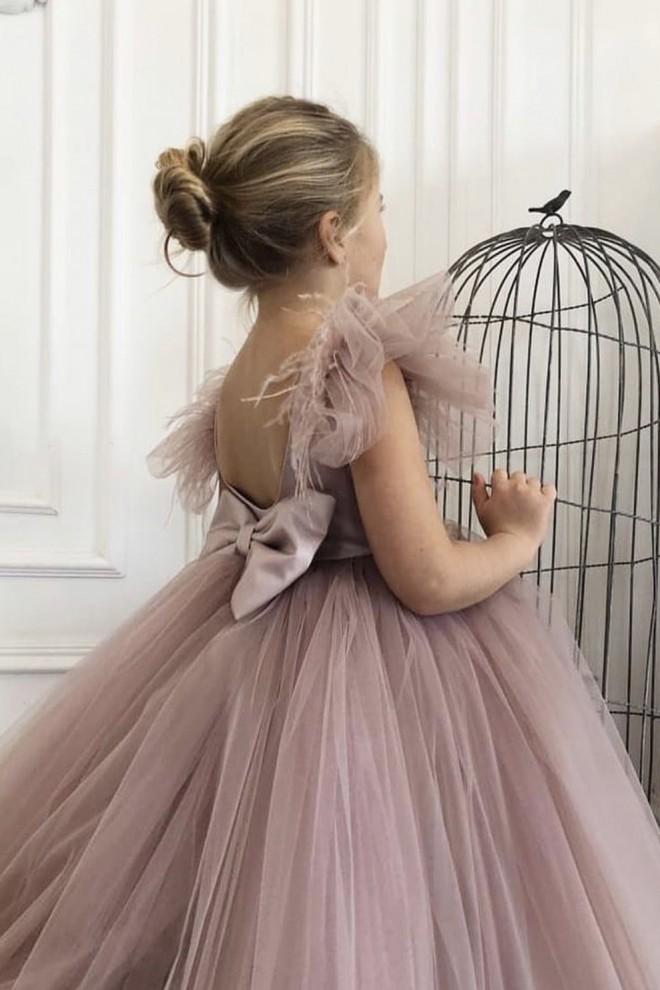 Фатиновое платье для Принцессы Микки атлас