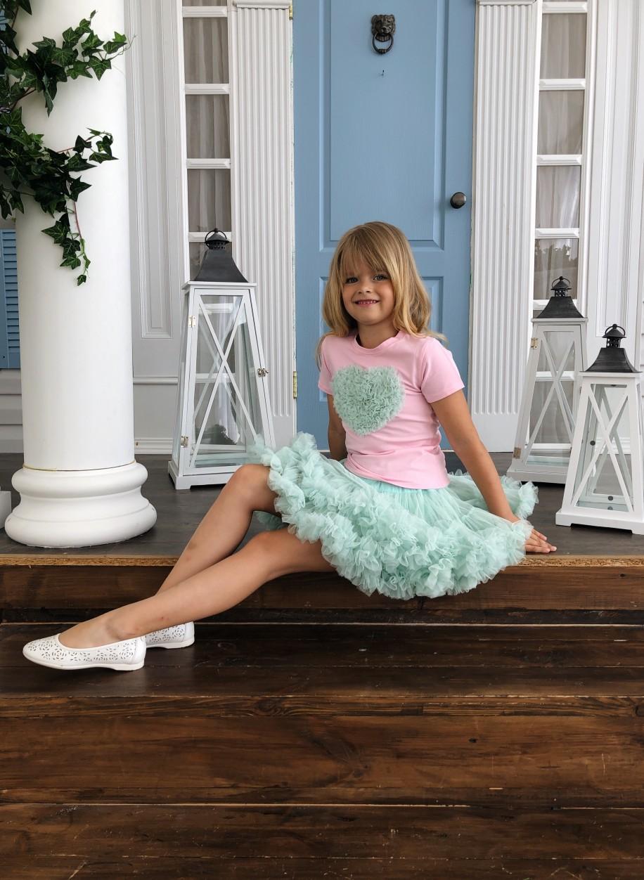 Детский наряд Mint Baby-Doll