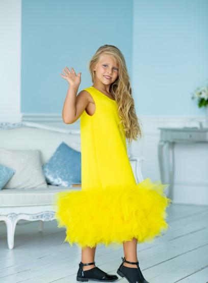 Детское платье Мэгги