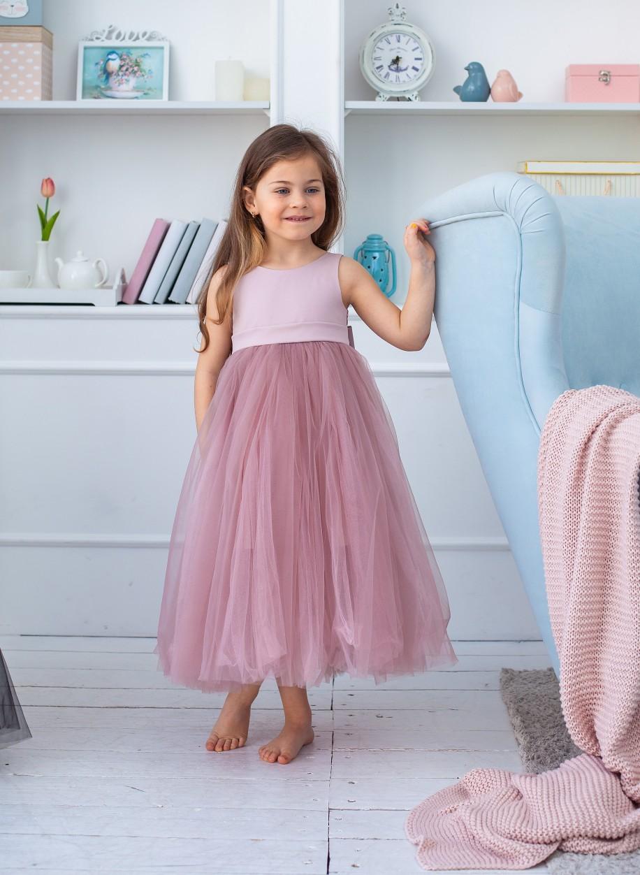 Детское платье Мария