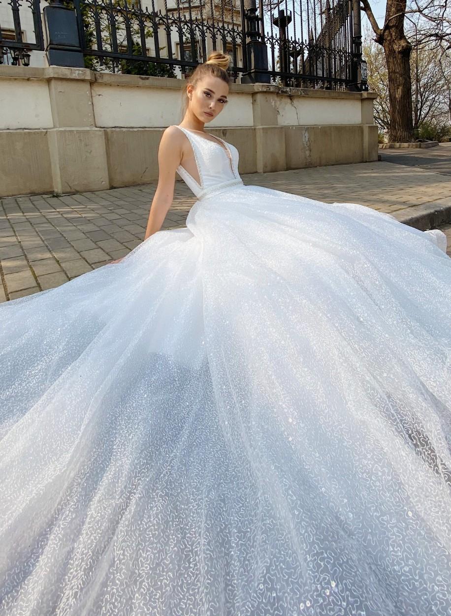Свадебное платье 50-050