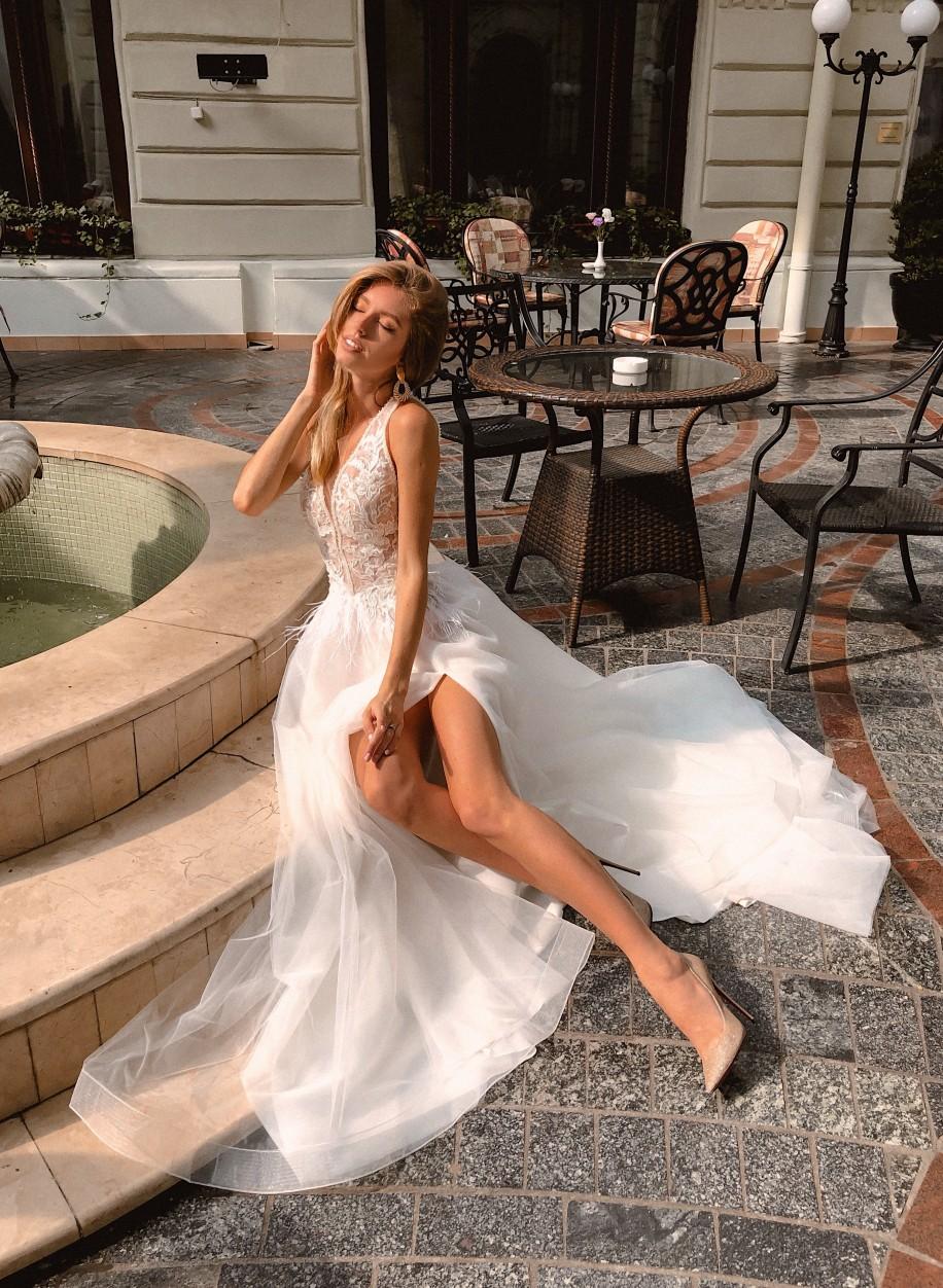Свадебное платье 12-124