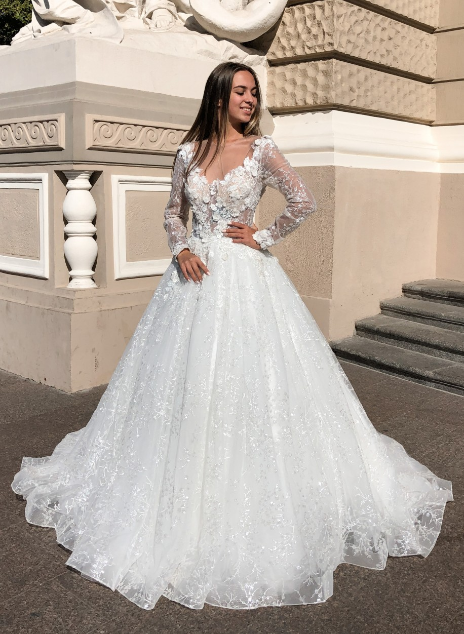 Свадебное платье Agave
