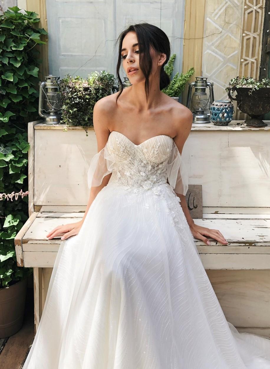 Свадебное платье 60-009