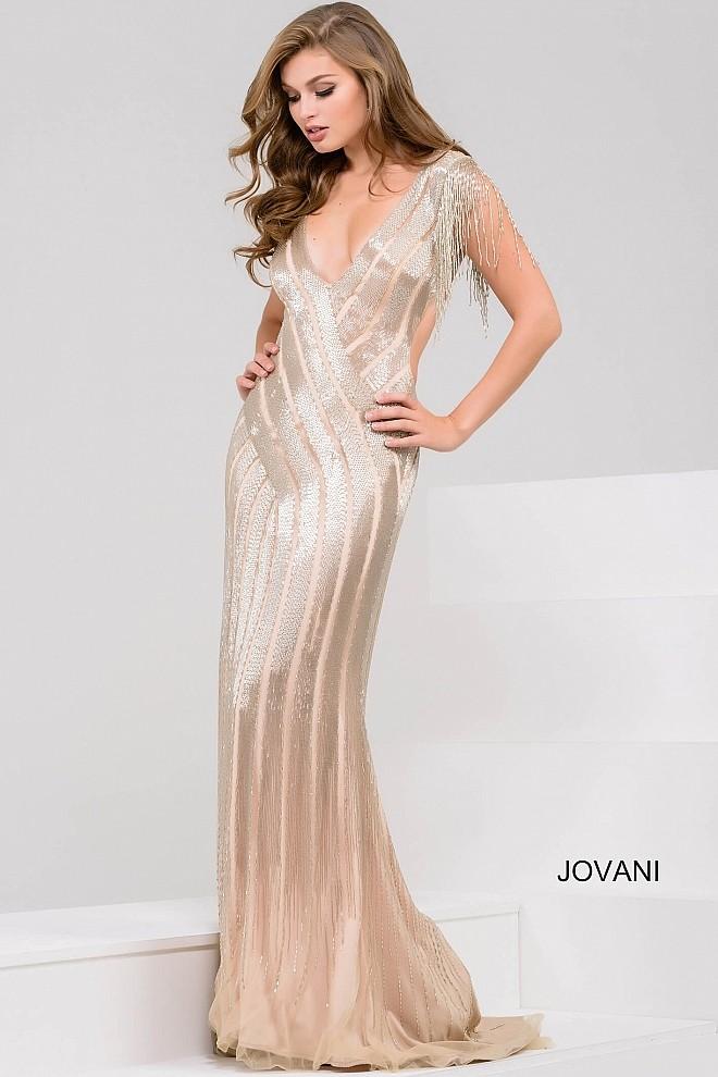 Вечерние платье Jovani 40900