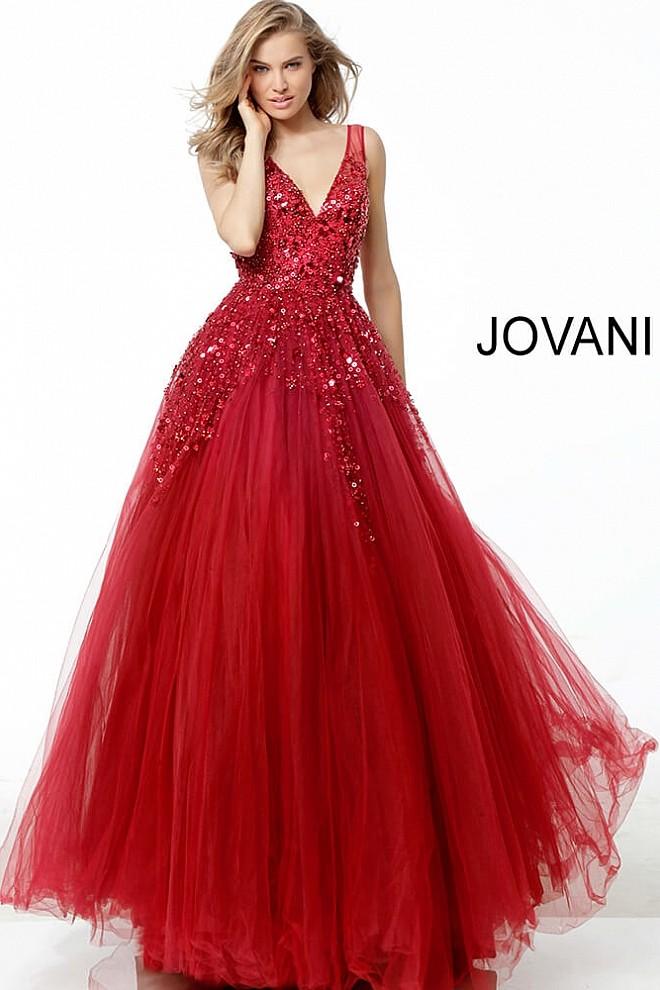 Вечерние платье Jovani 55740