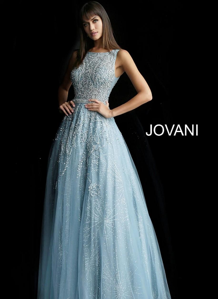 Вечернее платье Jovani 62147