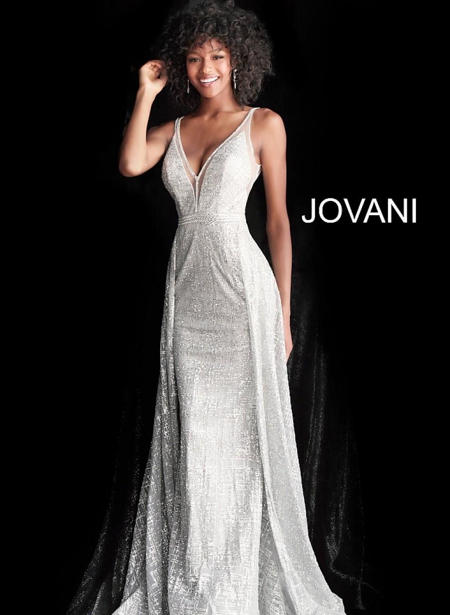 Платье на выпускной  Jovani 62515