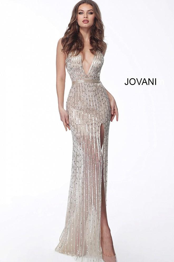 Вечерние платье Jovani 62998