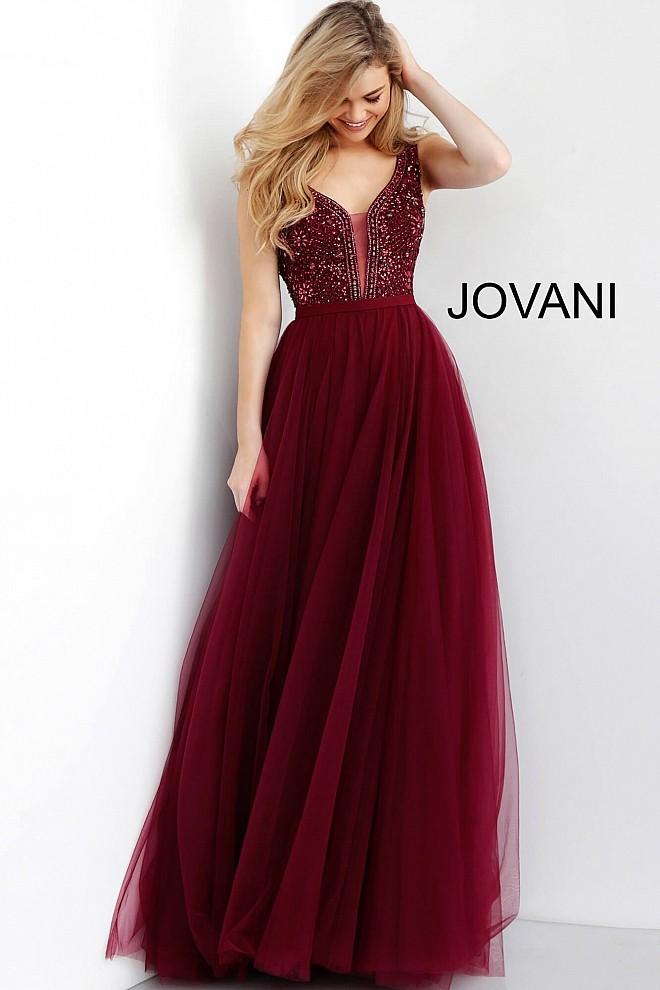 Вечерние платье Jovani 67203