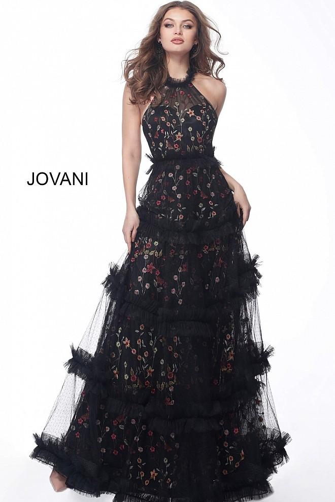 Вечерние платье Jovani 68243