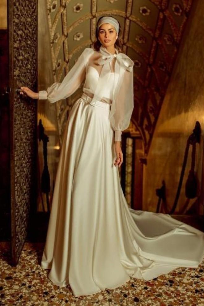 Свадебное платье Rara Avias Rouz