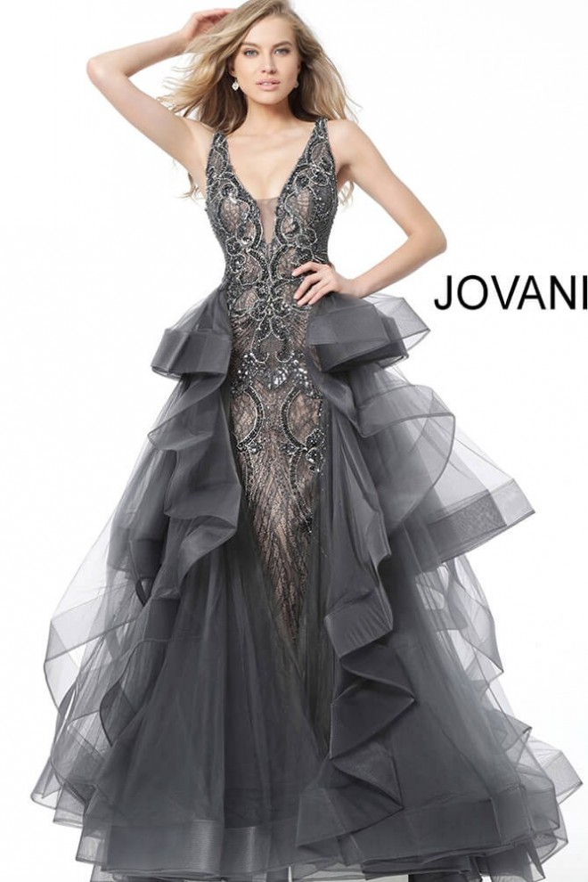 Вечерние платье Jovani 59059