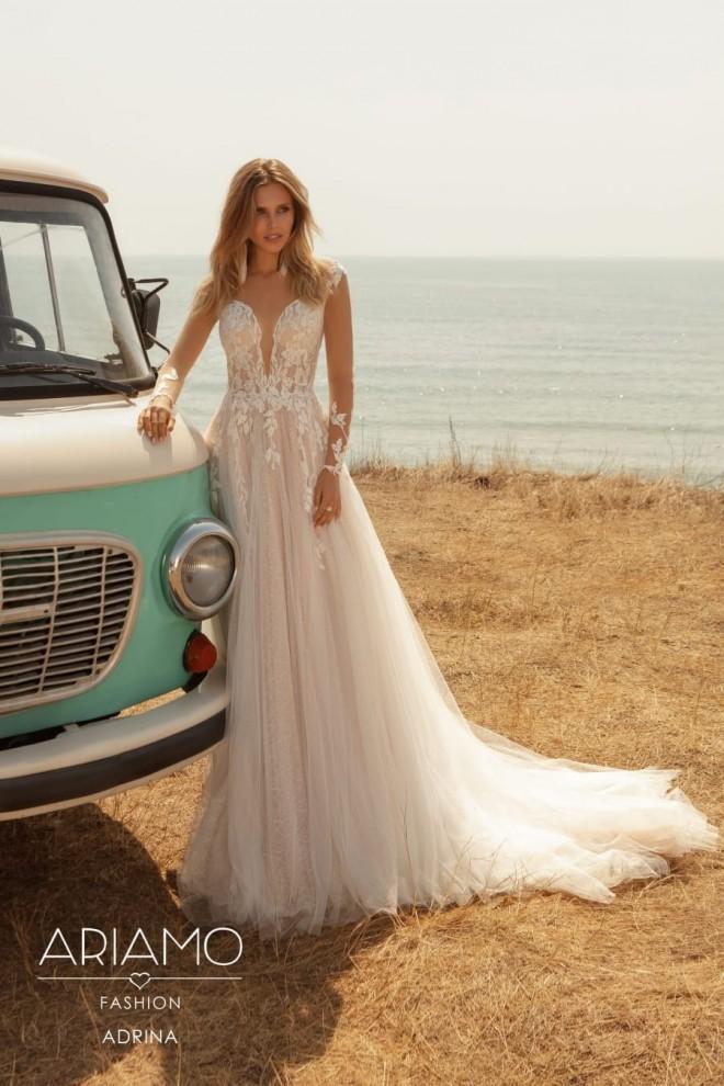 Свадебное платье Ariamo Adrina