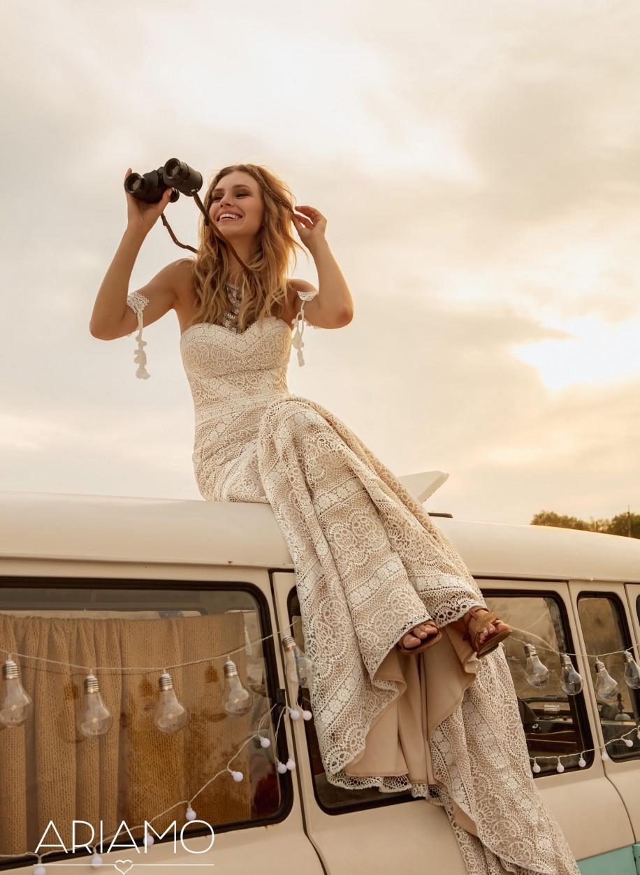 Свадебное платье Ariamo Agness